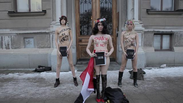 Nudity against constitution by Mursi*