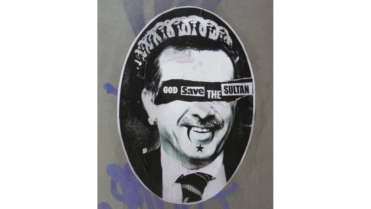 Street Art in Istanbul, June 2013 (via: Artivism)