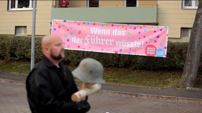 Nazis against Nazis, Wunsiedel